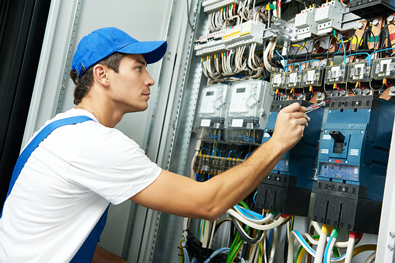 Domestic Electrician in Blackburn Lancashire