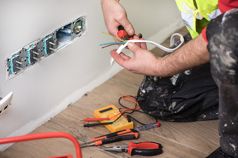Emergency Electrician in Blackburn Lancashire